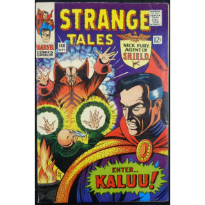STRANGE TALES #148 FN/VF ORIGIN ANCIENT ONE