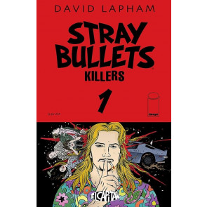 STRAY BULLETS: KILLERS (2014) #1 VF/NM - NM DAVID LAPHAM EL CAPITAN