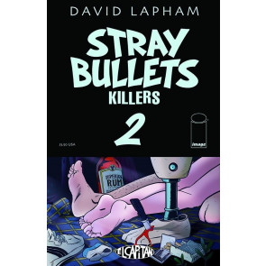 STRAY BULLETS: KILLERS (2014) #2 VF/NM - NM DAVID LAPHAM EL CAPITAN