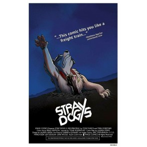 """Stray Dogs (2021) #2 VF/NM 3rd Printing """"Evil Dead"""" Homage Movie Variant Cover"""