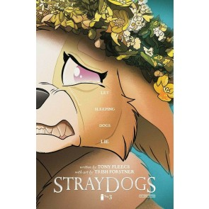 """Stray Dogs (2021) #3 VF/NM 3rd Printing """"Midsommar"""" Homage Movie Variant Cover"""