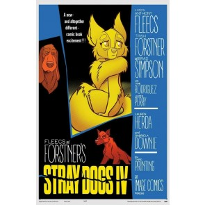 """Stray Dogs (2021) #4 VF/NM 3rd Printing """"Psycho"""" Homage Movie Variant Cover"""