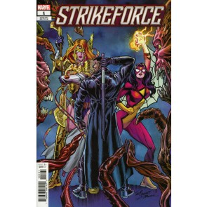 Strikeforce (2019) #1 VF/NM Joe Bennett Variant Cover