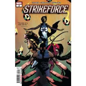 Strikeforce (2019) #2 VF/NM Andrea Sorrentino Cover