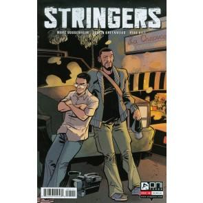 STRINGERS (2015) #1 VF/NM ONI PRESS