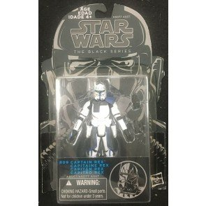 "Star Wars Black Series (2014) #9 Captain Rex 3.75"" figure Hasbro"