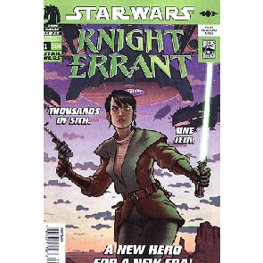 STAR WARS: KNIGHT ERRANT #1 OF 5 NM DARK HORSE