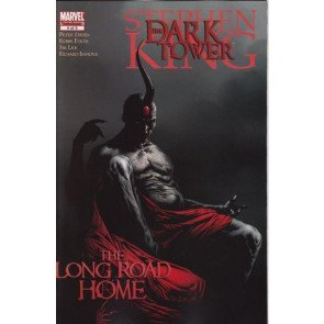 STEPHEN KING DARK TOWER THE LONG ROAD HOME #4 OF 6 VF/NM