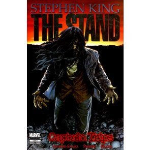 STEPHEN KING THE STAND CAPTAIN TRIPS #1  NM