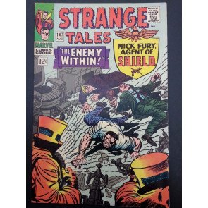 STRANGE TALES #147 VF/NM, #149 VF+ HIGH GRADES BILL EVERETT DR. STRANGE