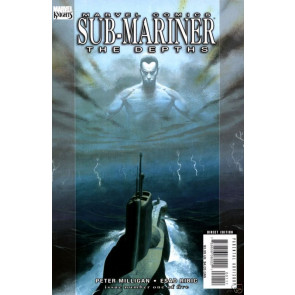 SUB-MARINER THE DEPTHS #1 NM ESAD RIBIC