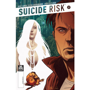 SUICIDE RISK #21 VF/NM BOOM! STUDIOS MIKE CAREY
