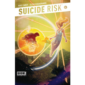 SUICIDE RISK #4 VF/NM BOOM! STUDIOS MIKE CAREY