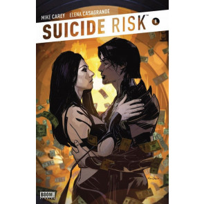 SUICIDE RISK #8 VF/NM BOOM! STUDIOS MIKE CAREY