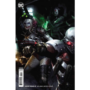 Suicide Squad (2016) #49 50 VF/NM Francesco Mattina Variant Cover Set