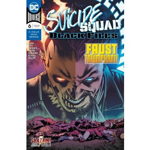Suicide Squad Black Files (2018) #6 of 6 VF/NM