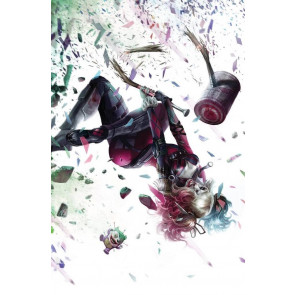 Suicide Squad (2016) #47 VF/NM Francesco Mattina Harley Variant Cover