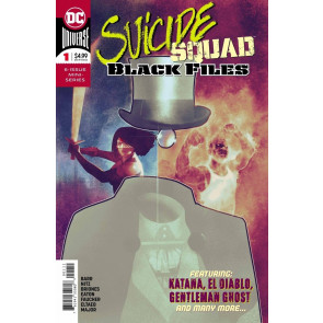 Suicide Squad Black Files (2018) #1 of 6 VF/NM