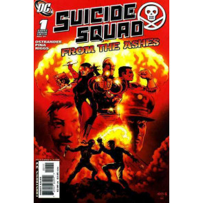 SUICIDE SQUAD (2007) #1 OF 8 VF/NM