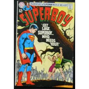 SUPERBOY #157 VG/FN
