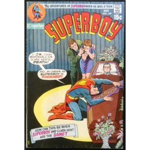 SUPERBOY #169 FN-