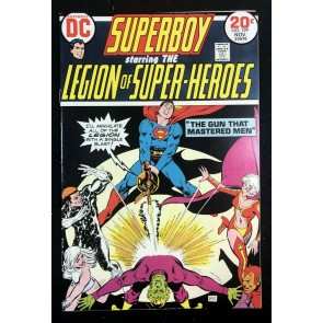 Superboy (1949) #199 VF- (7.5) starring Legion of Super-Heroes