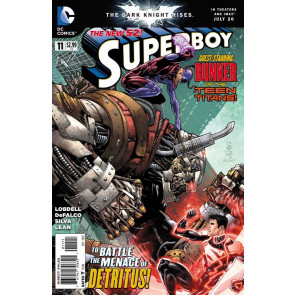 SUPERBOY (2011) #11 NM THE NEW 52!