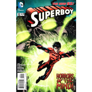 SUPERBOY (2011) #12 NM THE NEW 52!