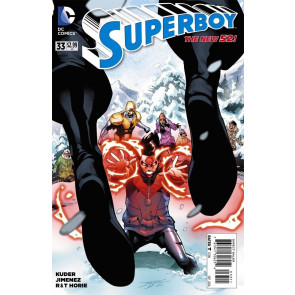 SUPERBOY (2011) #33 VF/NM THE NEW 52!