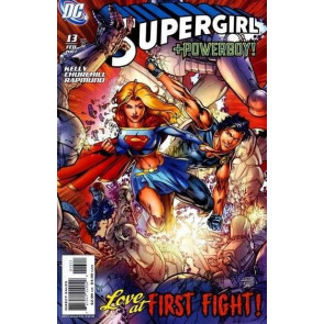 SUPERGIRL (2005) #13 VF+ - VF/NM
