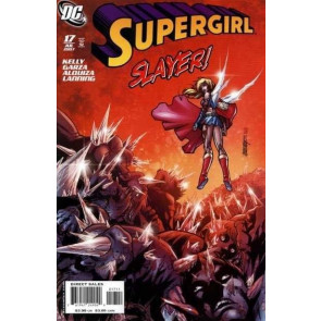 SUPERGIRL (2005) #17 VF+ - VF/NM