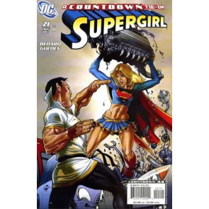 SUPERGIRL (2005) #21 VF-