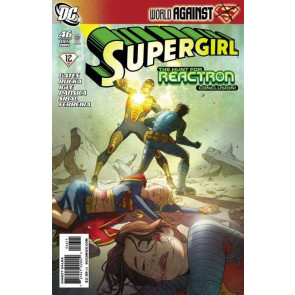 SUPERGIRL (2005) #46 VF+ - VF/NM