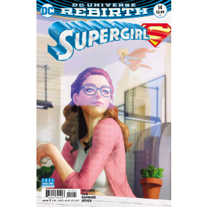 Supergirl (2016) #14 VF/NM Artgerm Variant Cover