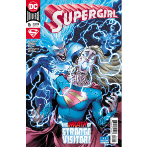 Supergirl (2016) #16 VF/NM Robson Rocha Cover DC Universe