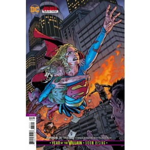 Supergirl (2016) #35 VF/NM DCeased Variant Cover