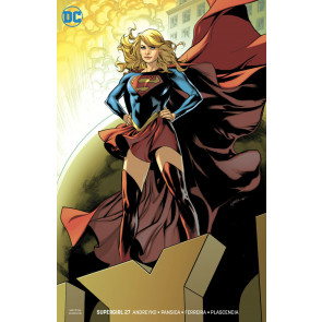 Supergirl (2016) #27 VF/NM Emanuela Lupacchino Variant Cover DC Universe