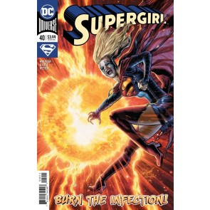 Supergirl (2016) #40 NM (9.4) Joe Bennett & Jay David Ramos Regular Cover A