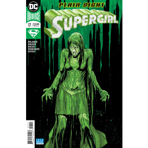 Supergirl (2016) #17 VF/NM Robson Rocha Cover DC Universe