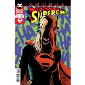 Supergirl Annual (2019) #2 VF/NM