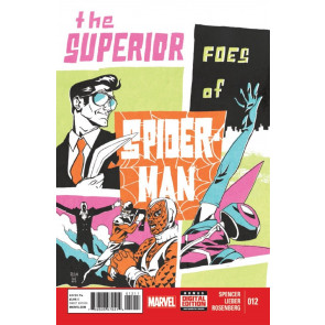 SUPERIOR FOES OF SPIDER-MAN (2013) #12 VF/NM MARVEL NOW!
