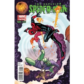 Superior Spider-Man (2013) #28 VF/NM-NM 1:50 David Marquez Variant Cover