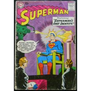 SUPERMAN #126 GD