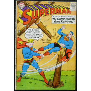 SUPERMAN #134 GD+