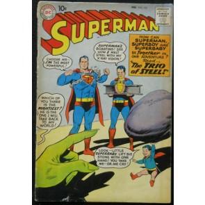 SUPERMAN #135 VG 2ND LORI LEMARIS