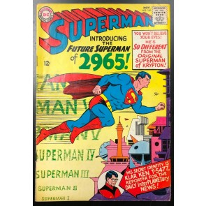 Superman (1939) #181 VG/FN (5.0)