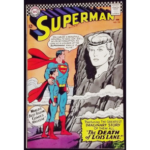 SUPERMAN #194 VF-