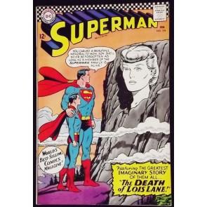SUPERMAN #194 VF-