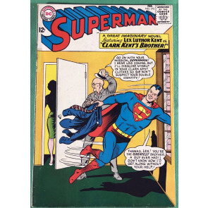 Superman (1939) #175 GD/VG (3.0)