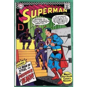 Superman (1939) #191 VG (4.0)